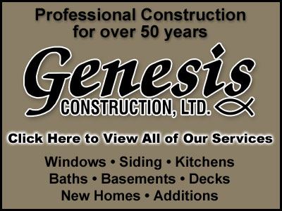 Genesis Construction - We do it All
